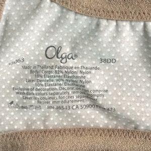 Olga Intimates & Sleepwear - Olga Underwire Bra 38DD